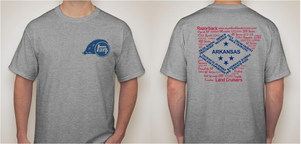 2016 Member Shirt