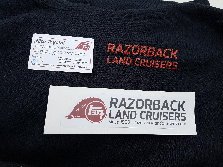 Membership   Razorback Land Cruisers